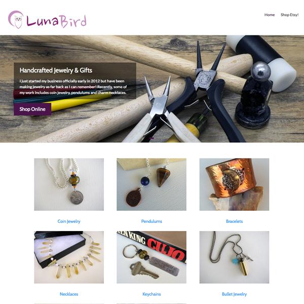 Luna Bird Web Design